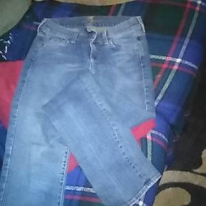 7 For All Mankind - Bootcut - Blue Jeans